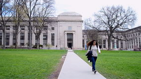 Massachusetts Institute Of Technology (MIT) kampus, Boston, usa, zbiory