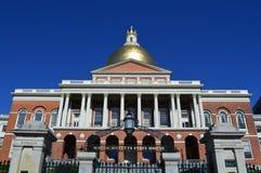Massachusetts State Capital Royalty Free Stock Image