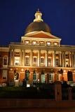 Massachusetts State House Stock Image