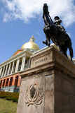 Massachusetts State House Stock Photos