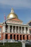 Massachusetts State House. Boston Massachusetts Royalty Free Stock Image