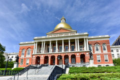Massachusetts State House in Boston Royalty Free Stock Photography
