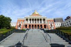 Massachusetts State House, Boston Stock Photos