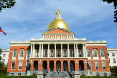 Massachusetts State House, Boston Royalty Free Stock Photography