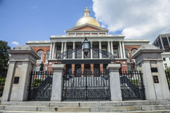 Massachusetts State House. The historic Massachusetts State House in Boston Royalty Free Stock Photography