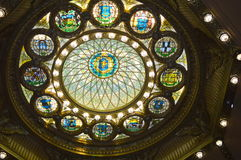 Massachusetts State House Interior Royalty Free Stock Photography