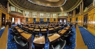 Massachusetts State House Royalty Free Stock Photo