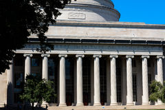 Massachussets Institute of Tecnhnology. Boston Stock Images