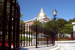 Massachussetts State House Royalty Free Stock Photos