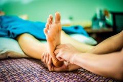 massage Lizenzfreie Stockfotos
