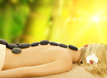 Free Massage Royalty Free Stock Photos - 10747578