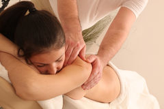 Free Massage Royalty Free Stock Photo - 12493725