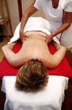 Massage photo stock