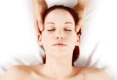 Massage royalty-vrije stock foto