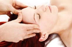 Free Massage Royalty Free Stock Photography - 1369517