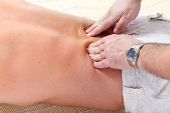 Massage Stock Photos