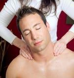 Massage Stockbilder