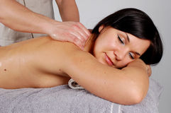 Massage #22 Royalty Free Stock Photo