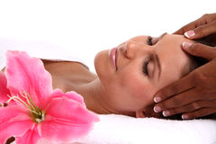Massage Stock Images