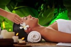 Massage Stock Image