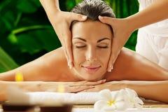 On massage Stock Images