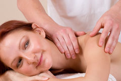 Massage #29 royalty-vrije stock foto
