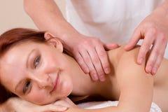 Massage #29 Photo libre de droits