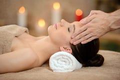 massage imagem de stock royalty free