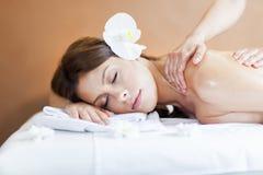 massage fotos de stock