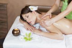 massage foto de stock