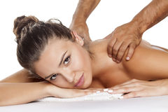 massage Lizenzfreie Stockfotos