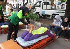 massage photos stock