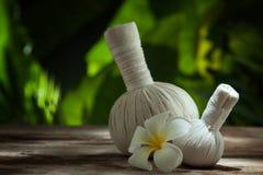 Massage bags Stock Photos
