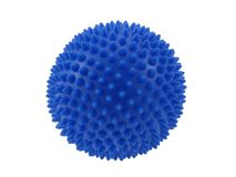 Massage ball. Royalty Free Stock Photo