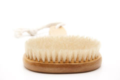 Massage brush Stock Photography