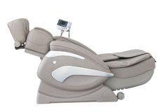 Massage Chair Royalty Free Stock Image