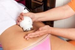 massage d'Anti-cellulites Photos stock
