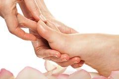 Massage de pied