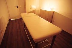 Massage desk Stock Images