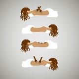 Massage en Kuuroord Stock Fotografie