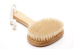massage för borstborste Royaltyfri Fotografi