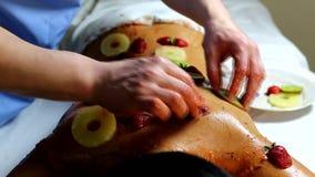 massage fruité clips vidéos