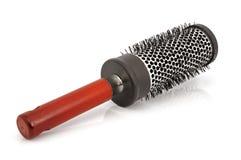 Massage hairbrush Stock Photos