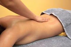 Free Massage Job Stock Image - 1256681
