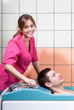 Massage machine Stock Photos