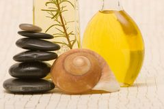 Massage objects Royalty Free Stock Photos