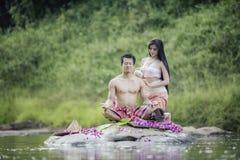 Massage och Spa Royaltyfria Foton
