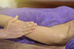 Massage och Spa royaltyfria bilder