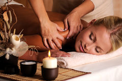 Free Massage Of Shoulder Stock Photography - 11652792