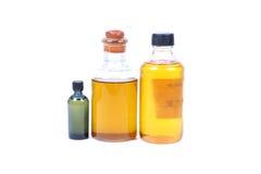 Massage oils Stock Image